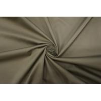 ОТРЕЗ 2,8 М Плательный сатин хаки PRT-F3 18012008-2