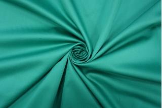 Сатин костюмный бирюзово-зеленый PRT-G4 18012009