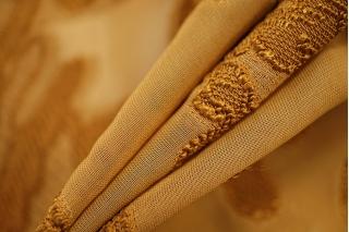 Вискоза филькупе коричневая горчица PRT-H4 22012010