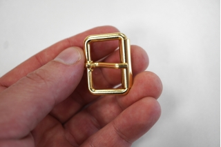 Пряжка золотистая 30х20 мм PRT 04032008