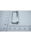 Регулятор длины ремня серебристый 45х15 мм-(S)- 04032009