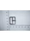 Пряжка серебристая 20х15 мм PRT-(Q)- 04032010