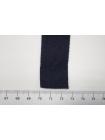 Темно-синяя киперная лента 2,5 см PRT 04032025