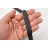 Темно-серая киперная лента 1,5 см PRT 04032026