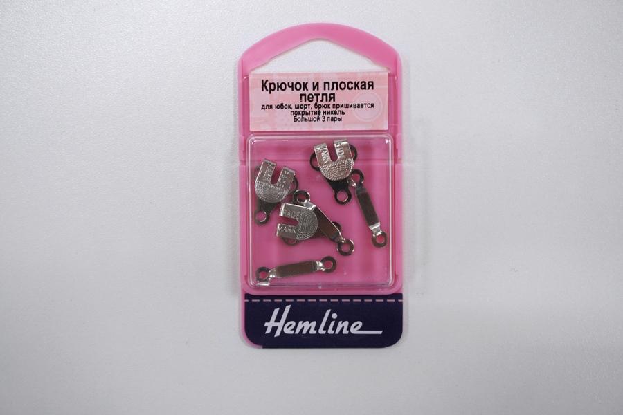 """Крючки и петли большие """"Hemline"""" GL 430.L"""