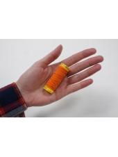 Нитка-резинка оранжевая №1334 Amann Group Mettler 10 м 21042005