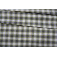 ОТРЕЗ 2,8 М Хлопок рубашечный в клетку PRT-(42)- 01052004-1