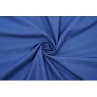 Хлопок рубашечно-плательный синий PRT-F3 01052010