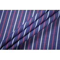 Поплин рубашечный в красно-синюю полоску PRT-F3 22042022