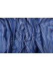 Поплин рубашечный в бело-синюю полоску PRT-A70 25042005