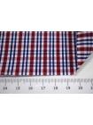 Поплин рубашечный в клетку PRT-G4 30042009