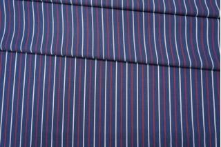 Поплин рубашечный в полоску PRT-F3 30042013