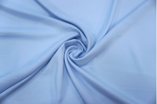 Штапель вискозный голубой BT-I3 9081356
