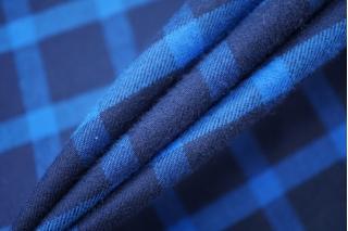 Рубашечная фланель в клетку Love Moschino PRT-G6 18012020