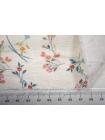 ОТРЕЗ 2,3 М Плательный лен цветочный LEO-Е6 19022013-1