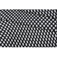 Плательный хлопок черно-белый PRT-G3 21022005