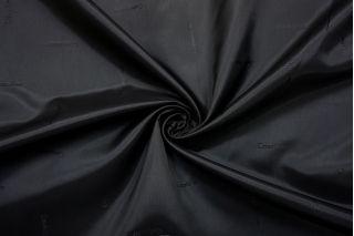 ОТРЕЗ 0,95 М Подкладочная ткань черная Calvin Klein SF.H-(54)- 09122078-1