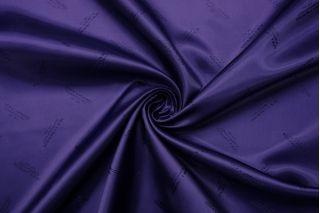 Подкладочная вискоза фиолетовая New & Lingwood SF.H-BB30 09122084