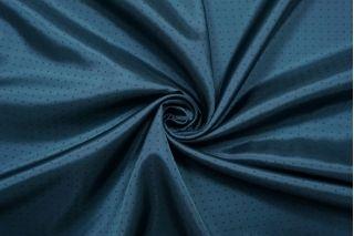 Подкладочная ткань темная сине-бирюзовая в квадратик SF-BB70 09122087