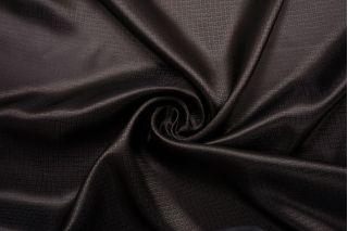 Подкладочная вискоза черно-коричневая Hugo Boss SF-BB60 09122095