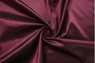 Подкладочная ткань сливово-бордовая орнамент SF-BB50 18122005