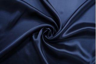 Подкладочная вискоза темно-синяя FRM.H-BB70 18122031