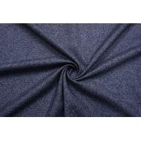 Костюмная шерстяная фланель сине-голубая SR-D7 23122012