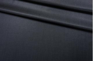 Тонкая костюмно-плательная шерсть графитовая с лоском SR-F4 23122020