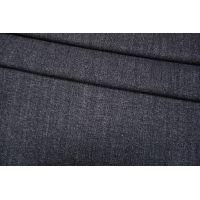 Костюмно-плательная шерсть черно-сине-серая TXH-W4 09102031