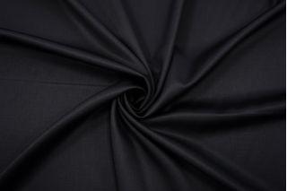 Костюмно-плательная шерсть черная TRC-G2 09102033