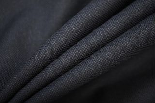 Шерсть со льном черный графит TXH-W4 09102041