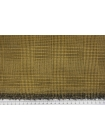 ОТРЕЗ 1,1 М Костюмная шерсть с флоком гусиная лапка TRC-(23)- 09102052-1