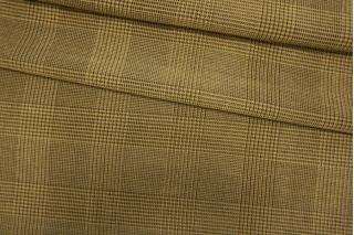 Костюмная шерсть с флоком гусиная лапка TRC-G7 09102052