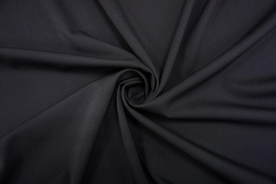 Костюмная шерсть черная TXH-W4 09102057