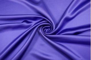 Атлас плотный костюмно-плательный сине-фиолетовый Tom Ford TRC-I6 20102002