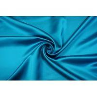 ОТРЕЗ 2,3 М Атлас плотный костюмно-плательный бирюзово-голубой Tom Ford TRC-(44)- 20102003-1