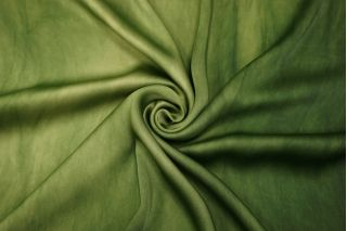 Вискоза плательная зеленая tie dye Tom Ford TRC-AA7 20102006