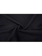 Плательная марлевка шерсть с шелком черная TXH-A7 20102014