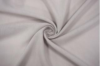 Плательная марлевка шерстяная бледная сиреневато-серая TXH-A7 20102019