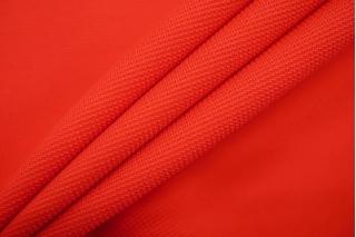 Джерси вискозный фактурный ярко-красный Tom Ford TRC-W3 20102031