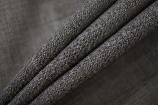 Плательно-рубашечная шерсть коричневато-серая TXH-G2 20102071