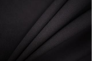 Двойной креп-кади костюмно-плательный черный Tom Ford TRC-I6 04082053