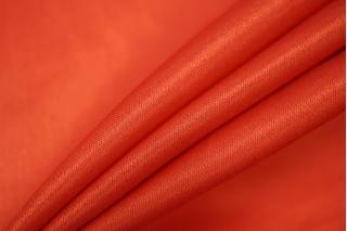 Блузочный шелковый сатин алый PRT-C6 19032016