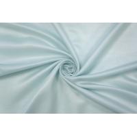 ОТРЕЗ 2,3 М Блузочный шелковый сатин светло-голубой PRT-C6 19032019-2