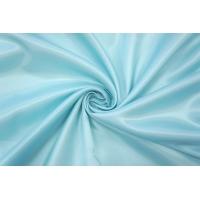 ОТРЕЗ 2 М Блузочный шелковый сатин голубой PRT-(32)- 19032020-2