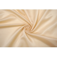 ОТРЕЗ 1,9 М Блузочный шелковый сатин бежевый PRT-(34)- 19032033-3