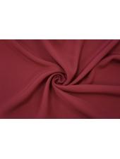 Креп костюмно-плательный вишневый PRT-I5 25022009