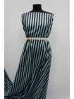 Атлас шелковый в полоску Elisabetta Franchi PRT-C5 25022013