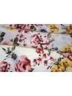 Сатин блузочный хлопок с шелком цветочный PRT-BB5 25022014