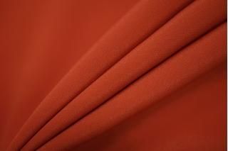 Крепдешин тонкий шелковый терракот PRT-C5 25022028